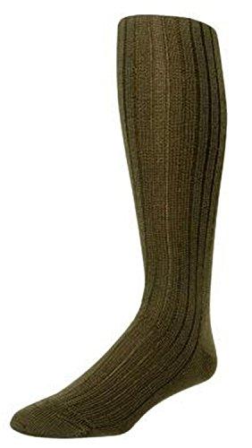 Gowitex Thibet Unisex Arbeitssocken mit 75prozent Wolle, Farben alle:khaki, Größe:40/41