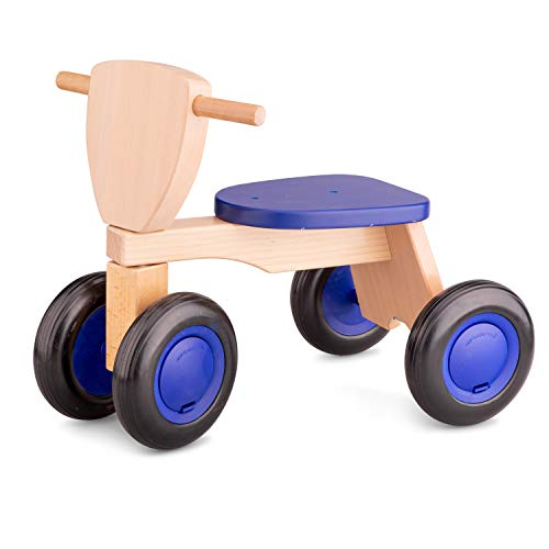 New Classic Toys Toys-11421 Triciclo para niños (1421), Color Madera