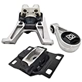 Engine Motor Mount Compatible with Fits 2005-2007 Ford Focus 2.0L & 2003-2007 2.3L & 2010-2013 Transit Connect 2.3L A5495 A2939 A2986