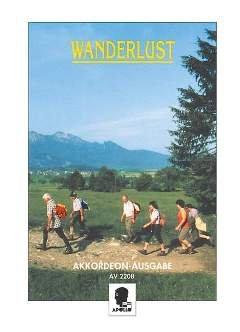 WANDERLUST - arrangiert für Akkordeon [Noten / Sheetmusic] Komponist: ALEX JOE