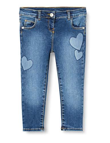Chicco Meisjes 0-24 Jeans Pantaloni lunghi jeans denim stretch bimba