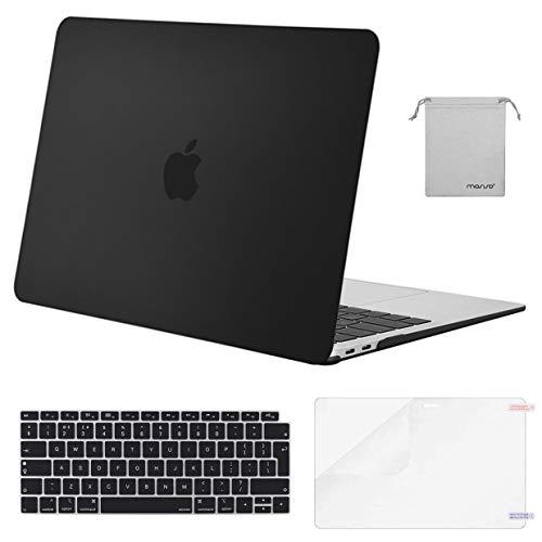 MOSISO Funda Dura Compatible con 2020 2019 2018 MacBook Air