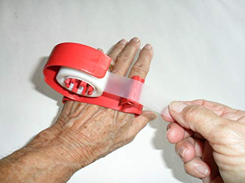 WrapMaster Hands Free Tape Dispenser