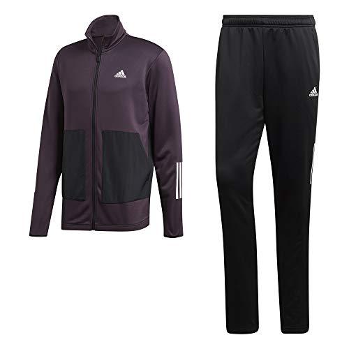 adidas Trainingsanzug-FR7216 NOBPRP/Black XL