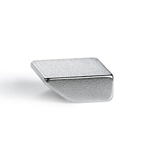 20 Click-Power Magnete - N45 - perfekte Neodym Magnete für Whiteboard, Kühlschrank, Magnettafel, Glasmagnettafeln