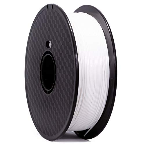 Premium White Wanhao – 1.75 mm, 1 kg – Filament for 3D Printer, white, 1