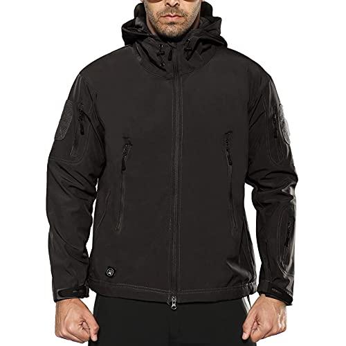 ANTARCTICA Men's Outdoor Waterproof Soft Shell Hooded...