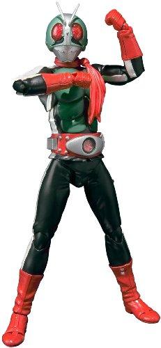 Kamen Rider New #2 - Masked Rider S.H. Figuarts