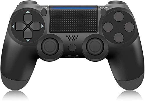 Controller PS4, gamepad per giochi wireless Joystick touch pad ad alta precisione, per laptop Playstation 4 / Pro/Slim/PC