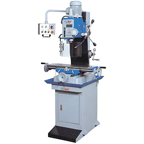 JET/Promac FX-388D - Bohr-/ und Fräsmaschinen - 400V - 0.75kW