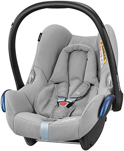 Maxi-Cosi CabrioFix–Seggiolino per auto gruppo 0+ (0–13kg) Grigio (Nomad Grey)
