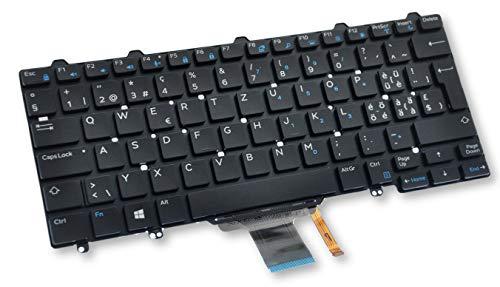 Dell Latitude E5270 E7270 Tastatur RF9R5 mit Hintergrundbeleuchtung