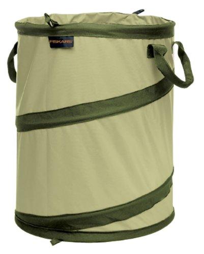 Price comparison product image Fiskars 30 Gallon HardShell Bottom Kangaroo Garden Bag