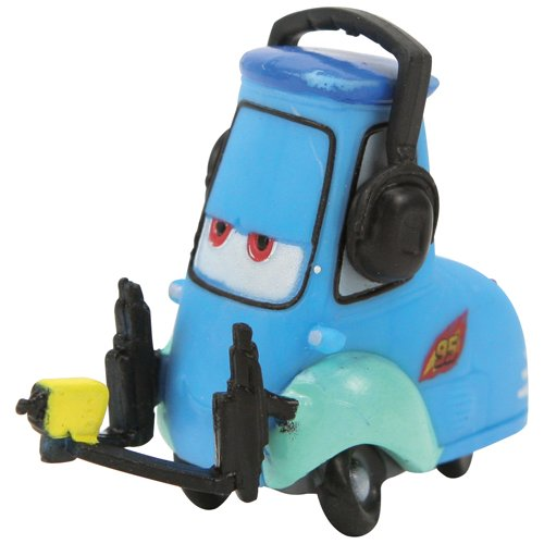 Disney BU12794 - Fahrzeug - Cars 2 Guido