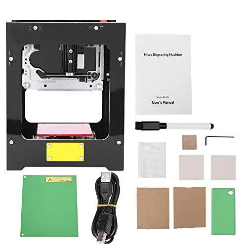 Gavurmaschine, 1500 mW, Laserdrucker DK-BL, USB, Wireless, Bluetooth 4.0 für PC / iOS / Android / Pad, DIY, Craft, 550 x 550 hochauflösender Drucker