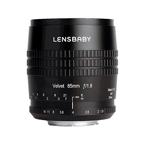 Lensbaby Velvet 85 Canon EF