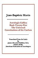 Astrologia Gallica Book 25
