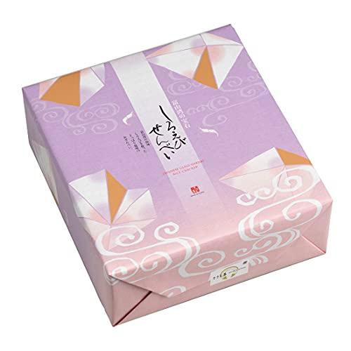 ささら屋 しろえびせんべい 大箱 2枚×72袋 富山湾の宝石 上品な香り パリッとした食感 米菓