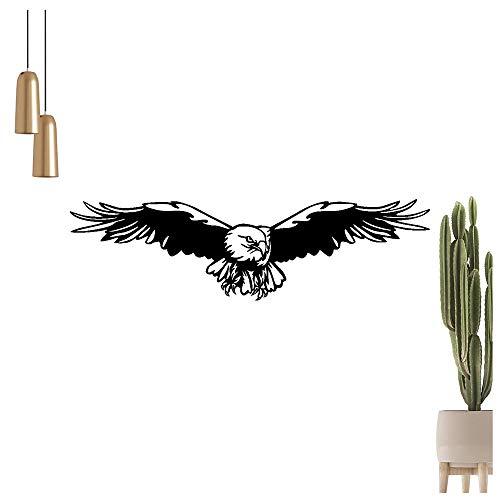 Adler Wandtattoo in 6 Größen - Wandaufkleber Wall Sticker