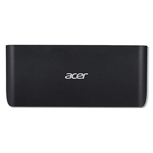 Acer USB Type-C Docking Station with 135W AC Adapter and Power Cord (Model ADK621, Part # NP.DCK11.01C)