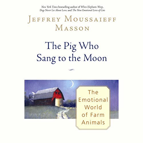 The Pig Who Sang to the Moon audiobook cover art
