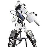 Skywatcher EQ-5 Pro SynScan - Soporte para Control por Ordenador, Color Blanco