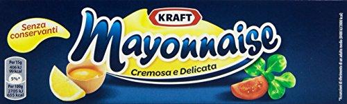 Mayonnaise Kraft - 9 pezzi da 150 ml [1350 ml]