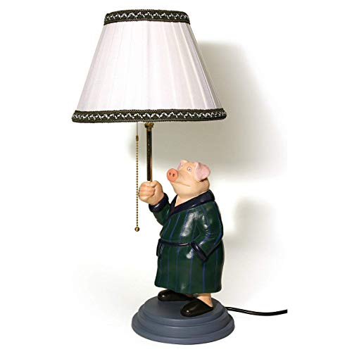 Amélie Schweine Lampe