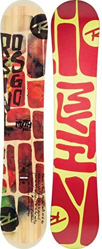 Rossignol Myth - Tabla de snowboard para mujer (154 cm)