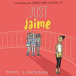 Just Jaime                   Auteur(s):                                                                                                                                 Terri Libenson                               Narrateur(s):                                                                                                                                 Imani Parks,                                                                                        Cassandra Morris                      Durée: 2 h et 6 min     Pas de évaluations     Au global 0,0