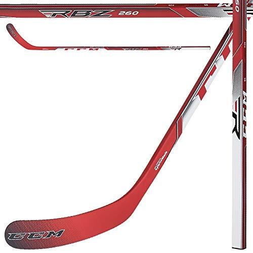 CCM RBZ 260 Composite Hockey Stick - Intermediate 65 Flex P29 (Crosby) Right