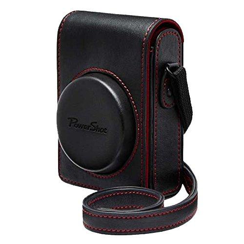 Canon 0040X554 Kameratasche DCC-1870 Case in schwarz für Canon PowerShot G7X