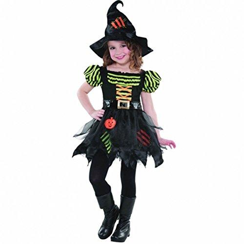 Costume enfant - Sorcière 8-10 ans