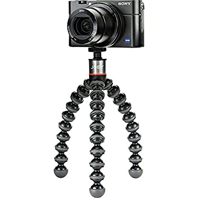 JOBY GorillaPod Compact Tripod Stand for Small Point & Shoot Cameras by