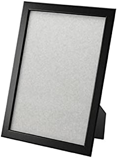 FISKBO Frame 8 1/4-by-11 3/4-inch Simple frame for documents or photographs, multiple Colour (1, black)