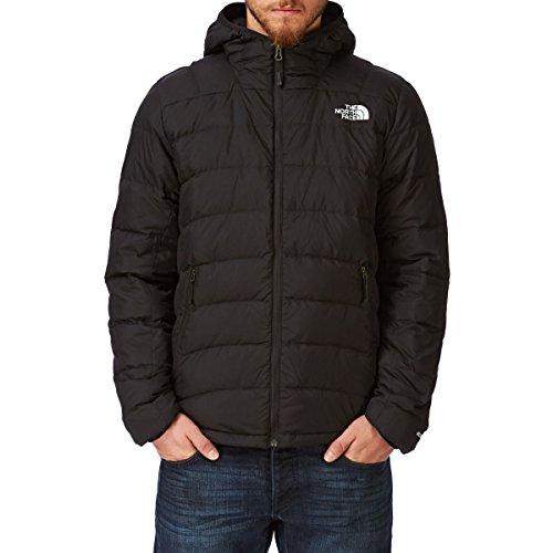 The North Face M LA Paz Hooded Jacket-EU Chaqueta-Hombre, Negro, XS