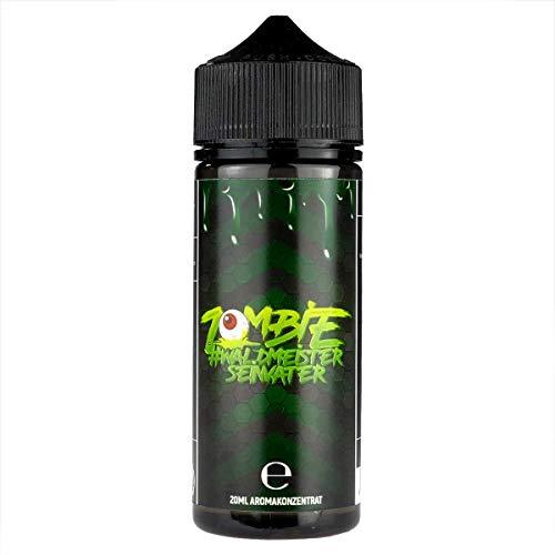 Vape Customs Aromakonzentrat Zombie Juice - Waldmeisterseinvater, zum Mischen mit Basisliquid für e-Liquid, 0.0 mg Nikotin, 20 ml