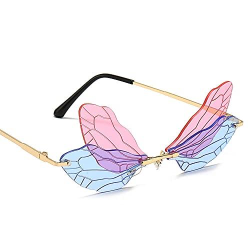 1 unids 2021 gafas de sol multicolor retro moda vintage unisex 2021 gafas de sol para mujeres unisex hombres cosplay