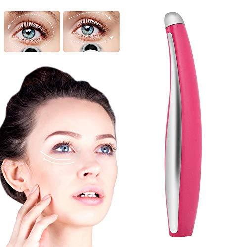 Machine de massage des yeux, outils électriques de beauté avec capteur intelligent et fonction de massage par vibration pour le chargement anti-vieillissement du dispositif anti-vieillissement USB