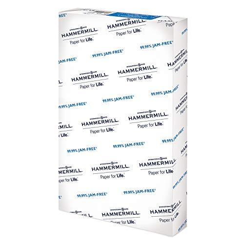 Hammermill Printer Paper, 20 lb Copy Paper, 11 x 17 - 1 Ream (500...