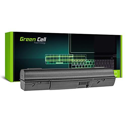 Green Cell® Extended Serie AS07A31 AS07A41 Batería para Acer Aspire 57xx 5735 5735Z 5736 5736Z 5737Z 5738 5738G 5738PZG 5738Z 5738ZG 5740 5740G Ordenador (12 Celdas 8800mAh 11.1V Negro)