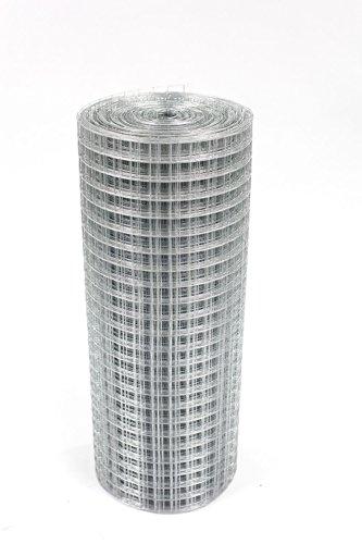 Easipet Baustahlmatten 2.55cm x 2.55cm x 91,44 cm x15m 16 Gauge (21325)