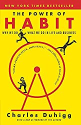 The Power Of Habit Review - Book Cover