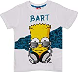 The Simpsons Bart Kinder-T-Shirt  Baumwolle  kurz�