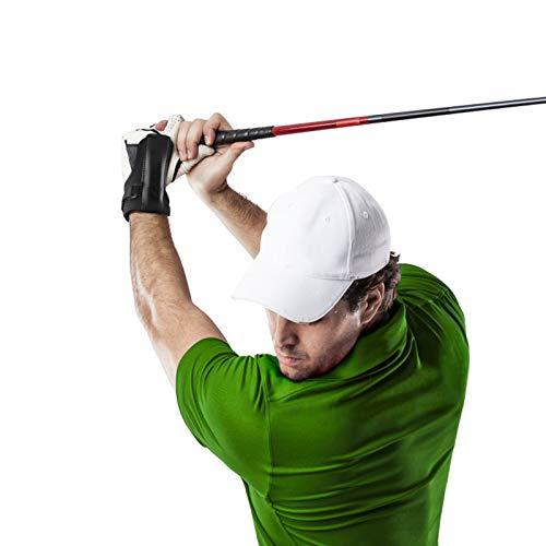 Yosoo Health Gear Golf Training Wrist Aid, Golf Swing Wrist Hinge Trainer Wrist Brace Band Swing Gesture Alignment Training Aid