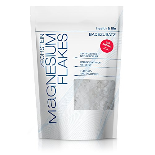 Water & Salt Zechstein Magnesium Flakes, 500 g
