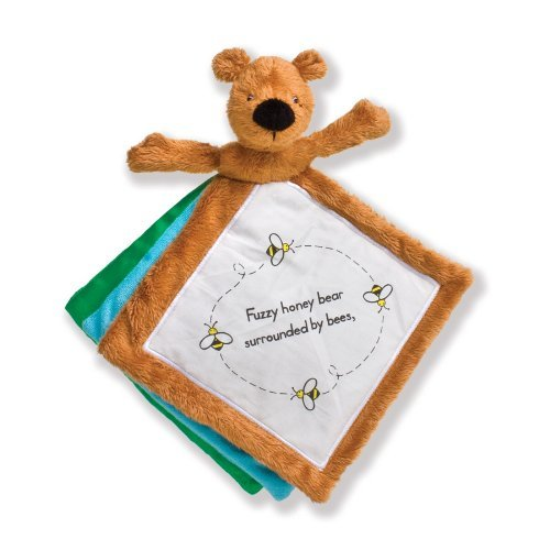 North American Bear Say Please Storybook Cozy Bear Toy by North American Bear