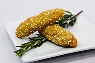 Sesame Chicken Tenders - Gourmet Frozen Chicken Appetizers (45 Piece Tray)