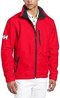 comprar comparacion Helly Hansen Crew Midlayer Mid Coat Chaqueta de Abrigo Rojo. Impermeable y Transpirable - Dry rápido - Ideal para EL Siste...