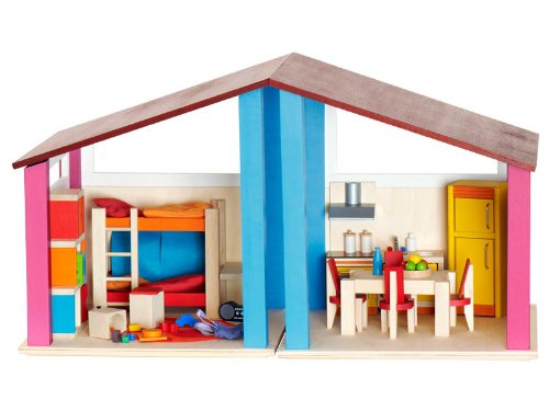 Selecta 4255 - Dachwohnung, Puppenhäus